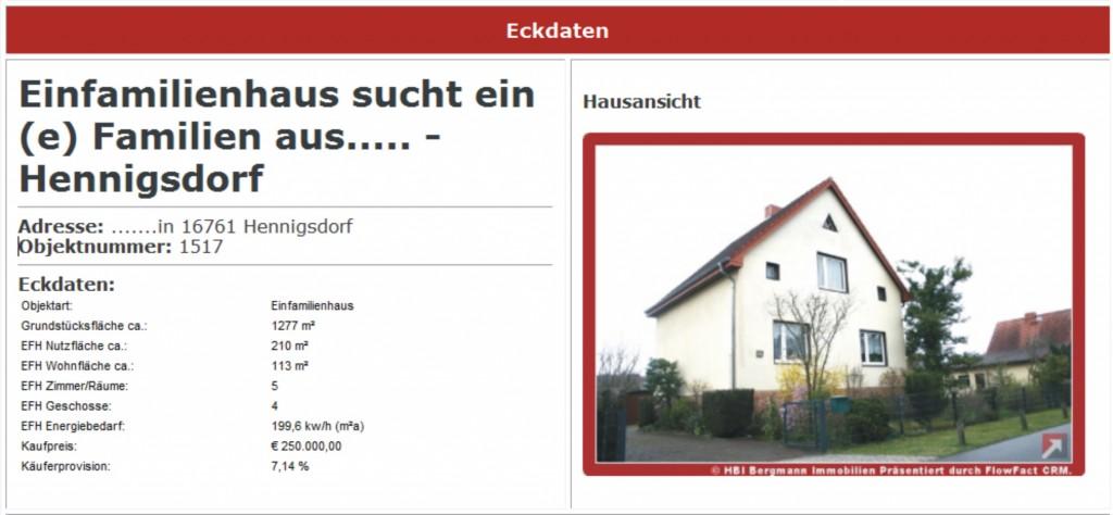 HBI 1517 Hennigsdorf
